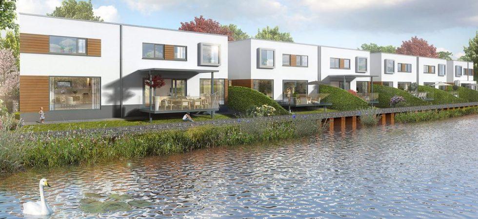 Van Heugten Watervilla's Surfplas