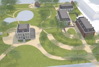 van Heugten Baddesign Landgoed te Nieuwersluis