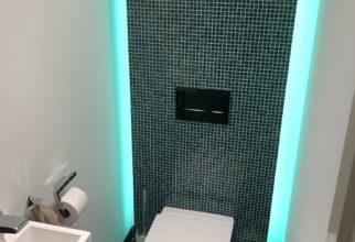 Van Heugten Baddesign - toiletrenovatie
