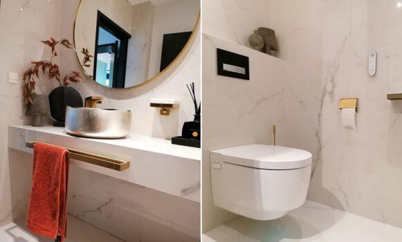 Damestoilet Van Heugten Baddesign en Installatie Gemert