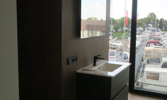 Van Heugten nieuwbouw badkamer Roermond