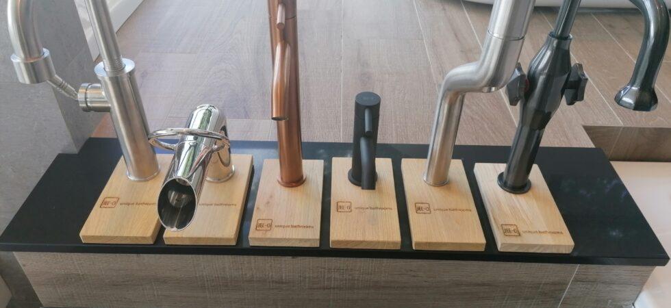 JEE-O wastafelkranen Van Heugten Baddesign en Installatie Gemert