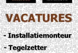 Van Heugten Baddesign Vacatures 09-2020