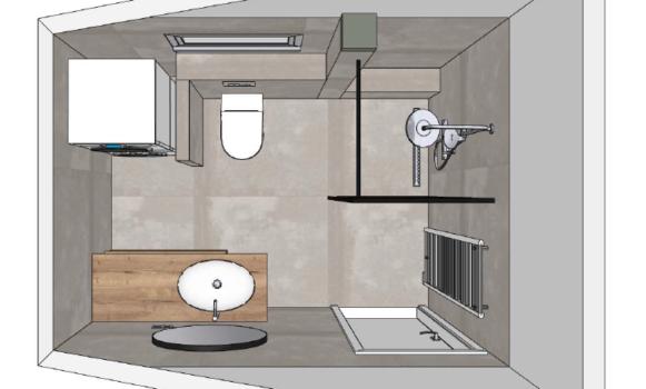 Van Heugten Renovatie badkamer Gemert